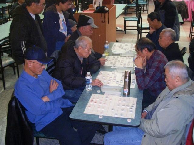 2011 Kennedy Square Xiangqi Open - Feb 05