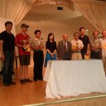 2012 President Memorial Cup prizewinners