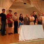 2012 President Memorial Cup prizewinners