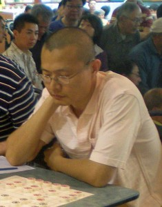 Mark Wang WeiQiang 王伟强, winner of the last two Toronto Opens