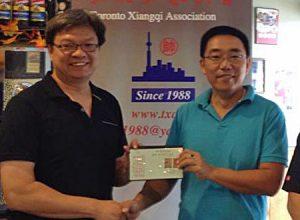 Two time Toronto champion Paul Ng