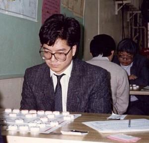 Elton Yuen during the 1987 Toronto Championship
