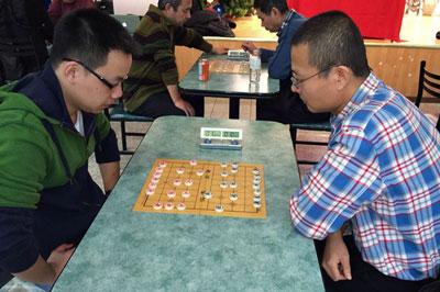 Wang WeiQiang beat Li YaoChao and then won his fourth straight Toronto championship.