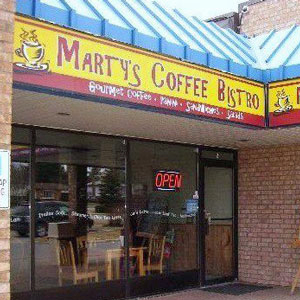 Marty's Coffee Bistro