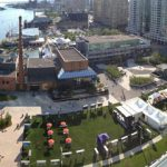 Harbourfront Centre viewed from the East