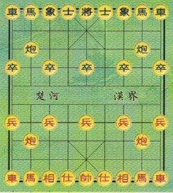 Downloadable PDF introducing Xiangqi