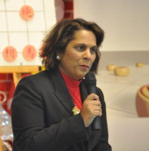 Markham Regional Councillor Nirmala Armstrong