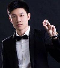Xiangqi master Chen Dong