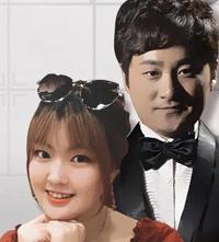 Lang Qiqi (L) and Dang Fei